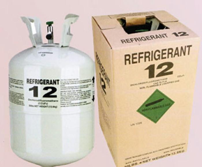 Tìm hiểu về các loại gas sử dụng cho tủ đông