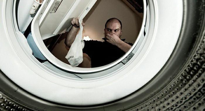 Cách khắc phục máy giặt khi có mùi hôi