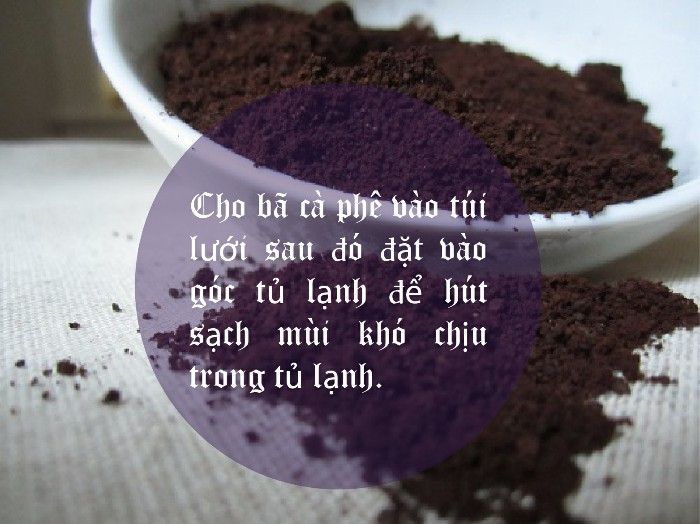 Sử dụng cà phê
