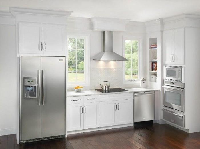 Những đặc điểm dòng tủ lạnh side-by-side
