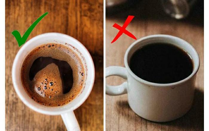 Cách phân biệt cà phê nguyên chất và cà phê tạp chất