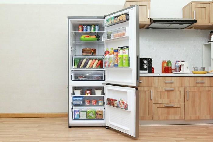Tìm hiểu về tủ lạnh ngăn đá trên và ngăn đá dưới