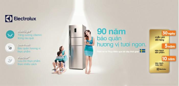 Lựa chọn tủ lạnh hoạt động êm ái