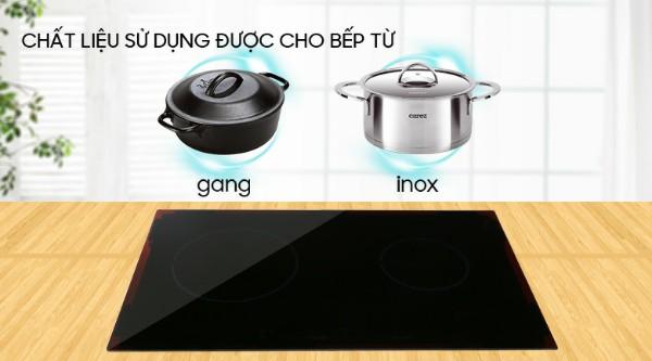Giới thiệu sản phẩm bếp từ âm Electrolux EHC726BA