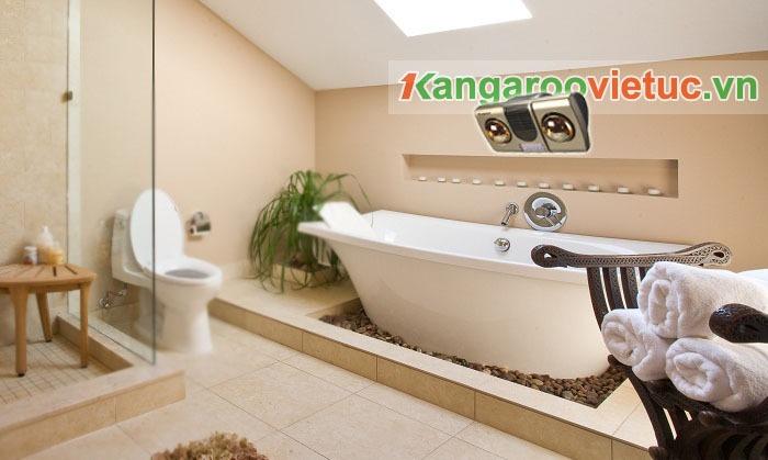 Đèn sưởi Kangaroo KG255