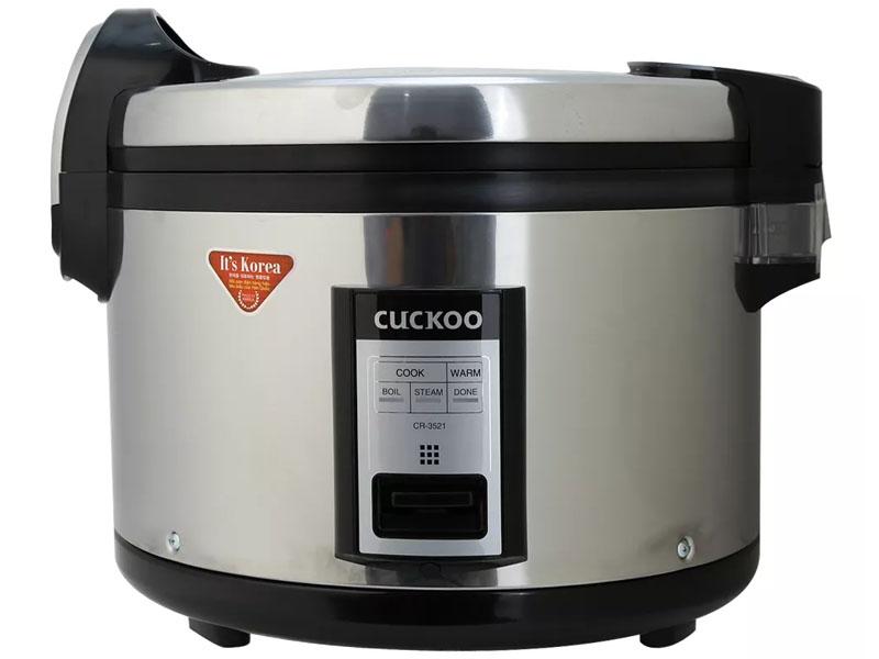 Nồi cơm điện Cuckoo CR-3521