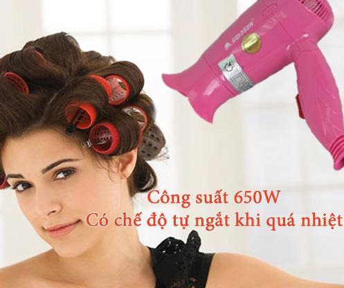 Máy sấy tóc Goldsun GXD-852 công suất lớn