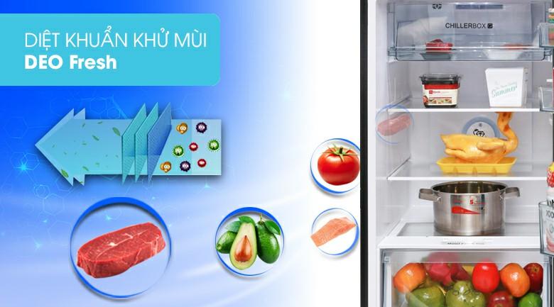 Tủ lạnh Aqua AQR-IG288EN