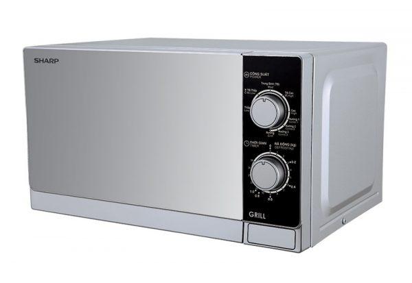 Lò vi sóng Sharp R-G223VN-SM 20 lít
