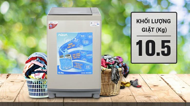 Máy giặt Aqua AQW-FW105AT 10.5 kg