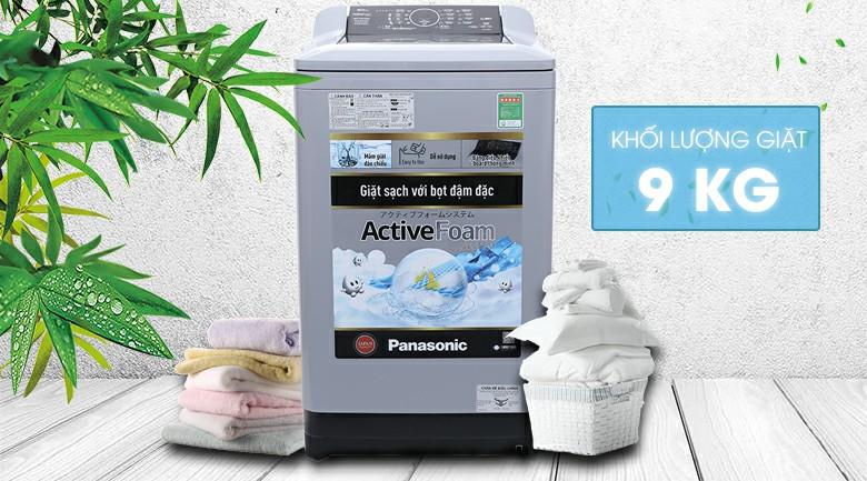 Máy giặt Panasonic NA-F90A4GRV 9 kg