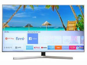 Smart Tivi Samsung 4K 55 inch UA55NU7400