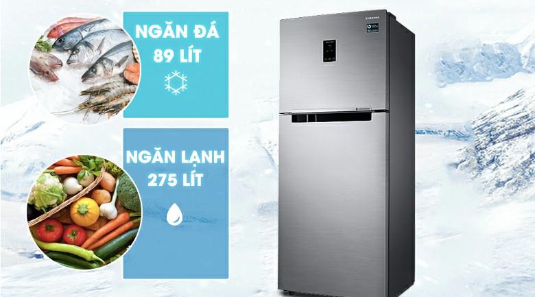 Tủ lạnh Samsung RT35K5532S8/SV Inverter 364 lít