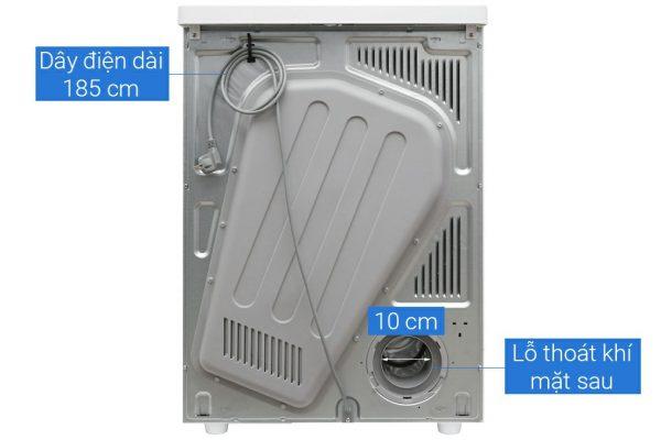 Máy sấy Electrolux 7.5 kg EDV7552