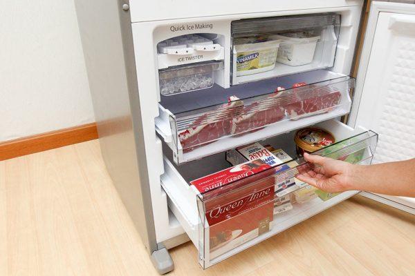 Tủ lạnh Panasonic NR-BX468XSVN Inverter 405 lít