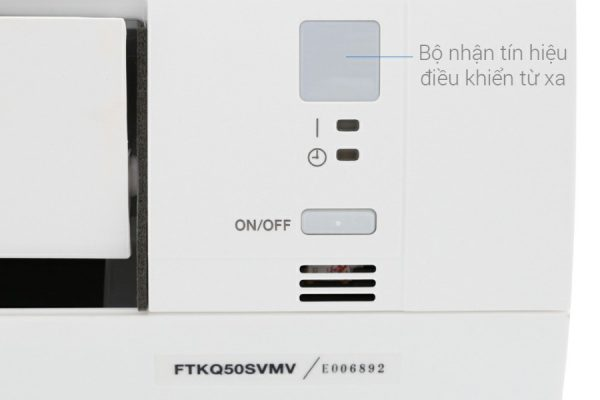 Điều hòa Daikin FTKQ50SVMV Inverter 2 HP