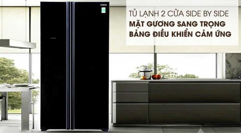 Tủ lạnh Hitachi R-S700PGV2
