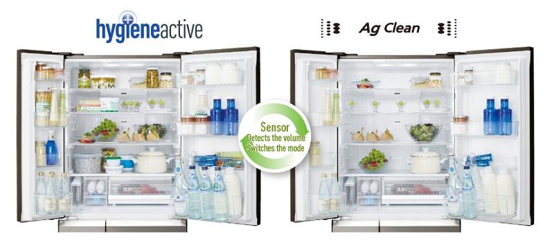 Tủ lạnh Panasonic Inverter 489 lít NR-F510GT-W2 kháng khuẩn thông minh