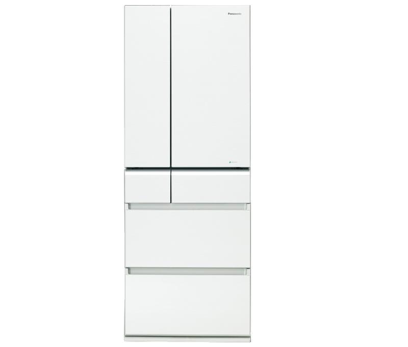 Tủ lạnh Panasonic Inverter 489 lít NR-F510GT-W2 thiết kế sang trọng