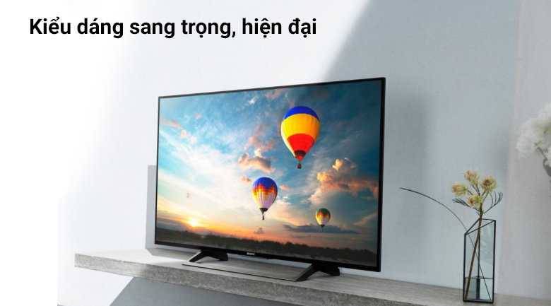 Android TV Sony 4K 49 inch KD-49X8000E