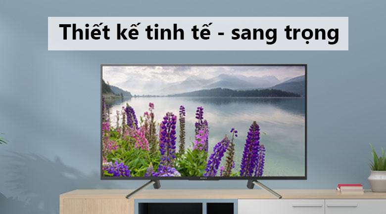 Top 5 Tivi Sony bán chạy nhất ở Long Bình Plaza 2