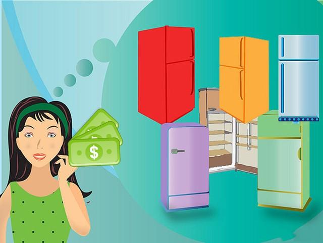 Những việc cần làm trước khi mua một chiếc tủ lạnh mới 2