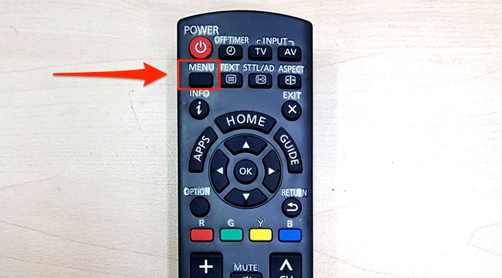 Cách xuất âm thanh qua cổng Optical trên Smart tivi Panasonic 4