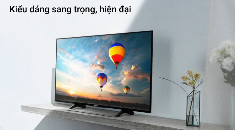 Android TV Sony 4K 55 inch KD-55X8000E/S