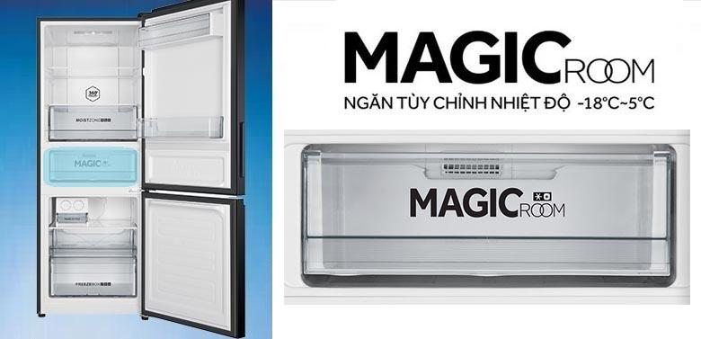 5 lý do nên mua tủ lạnh ngăn đá dưới Aqua 2019 3