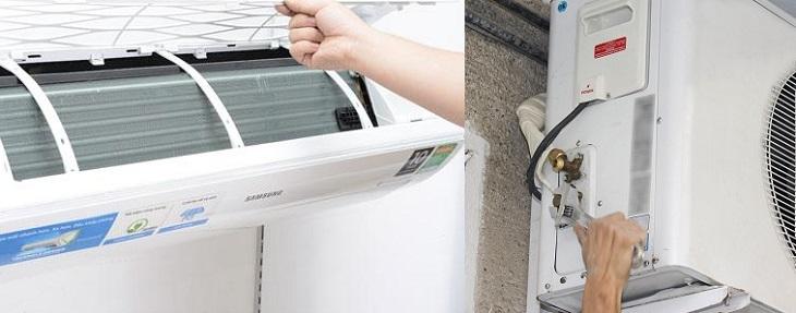 Hướng dẫn vệ sinh điều hòa tại nhà đúng cách 2