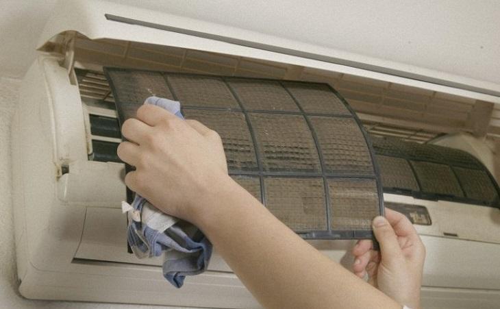Hướng dẫn vệ sinh điều hòa tại nhà đúng cách 7