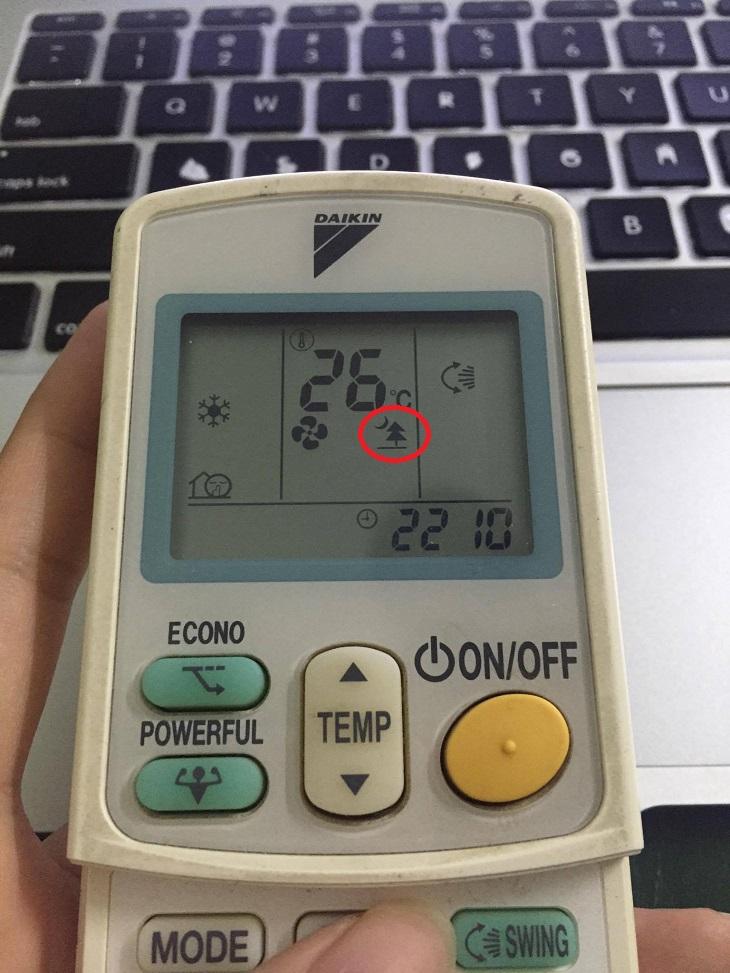 Giải mã các ký hiệu lạ trên remote máy điều hòa 2