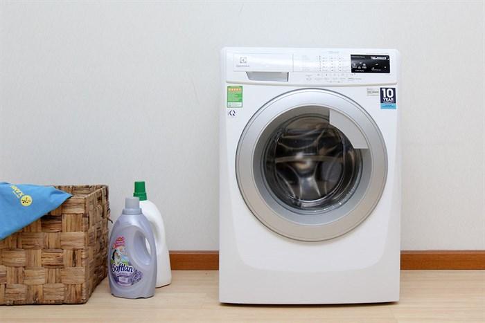 Top 7 máy giặt cửa trước Electrolux bán chạy tại Long Bình plaza 1