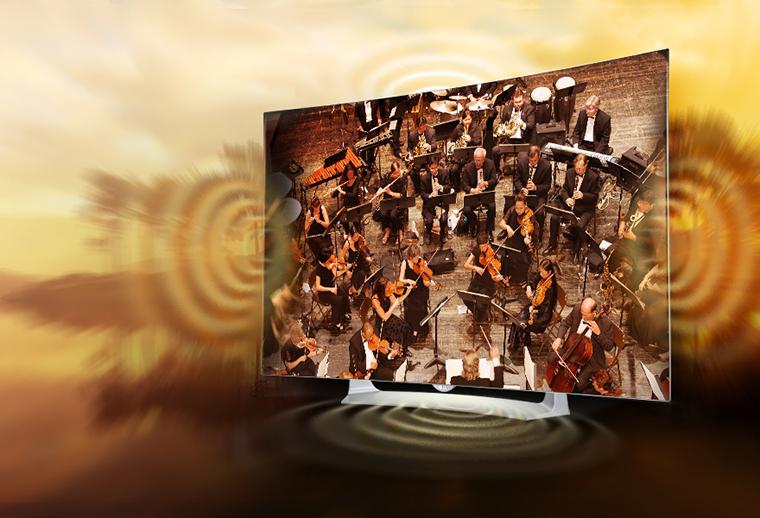 Âm thanh Dolby Atmos sống động, chân thực