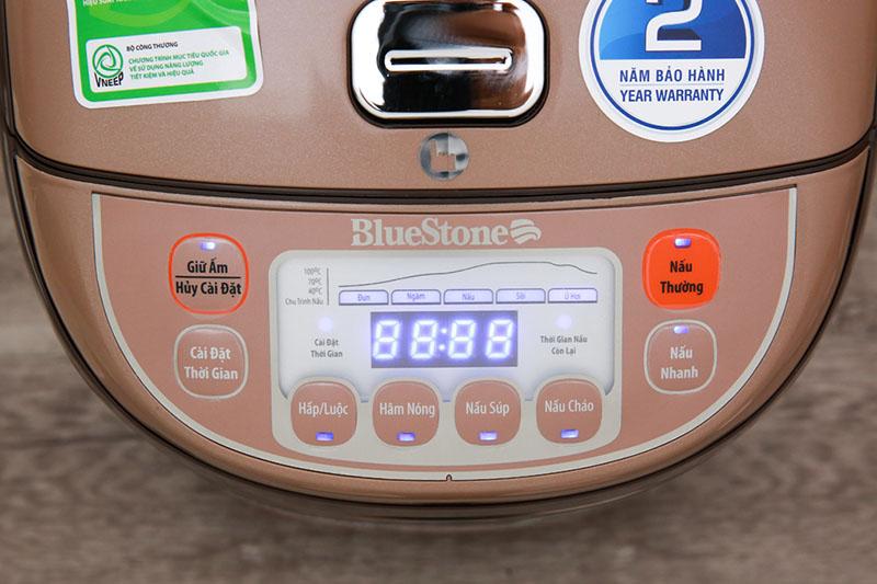 Nồi cơm điện tử Bluestone RCB-5936 dễ sử dụng
