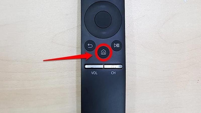 xóa ứng dụng đã cài trên Smart tivi Samsung 2018