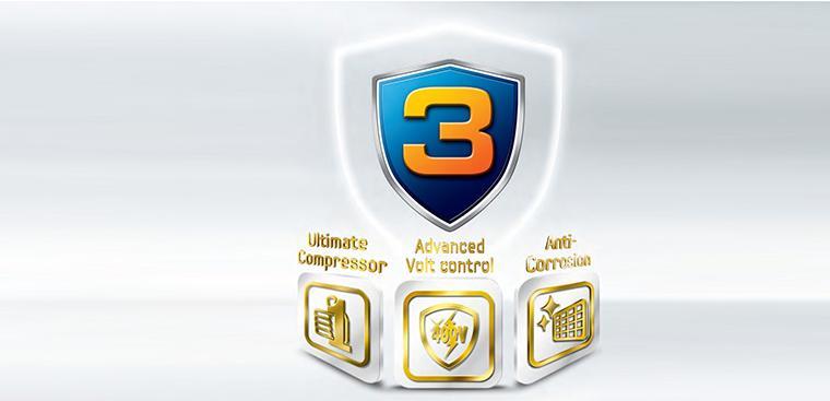 Bộ ba bảo vệ tăng cường trên điều hòa Samsung là gì? 1