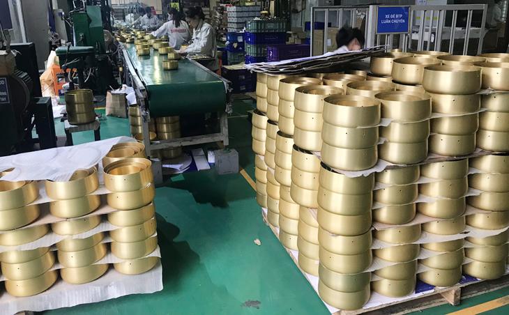 sản xuất nồi nhôm anod