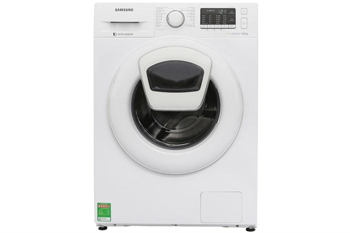 Máy giặt cửa trước Samsung Inverter 9 kg WW90K52E0WW/SV