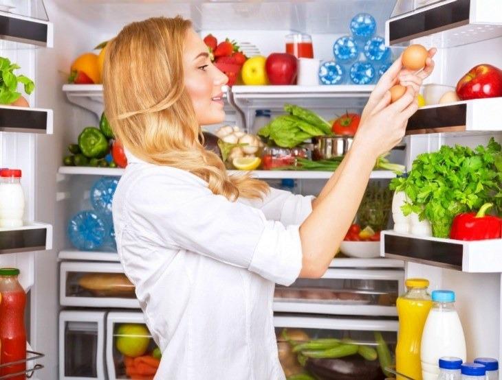 Mẹo khử mùi hôi cho tủ lạnh cực hiệu quả