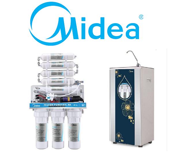 máy lọc nước Midea