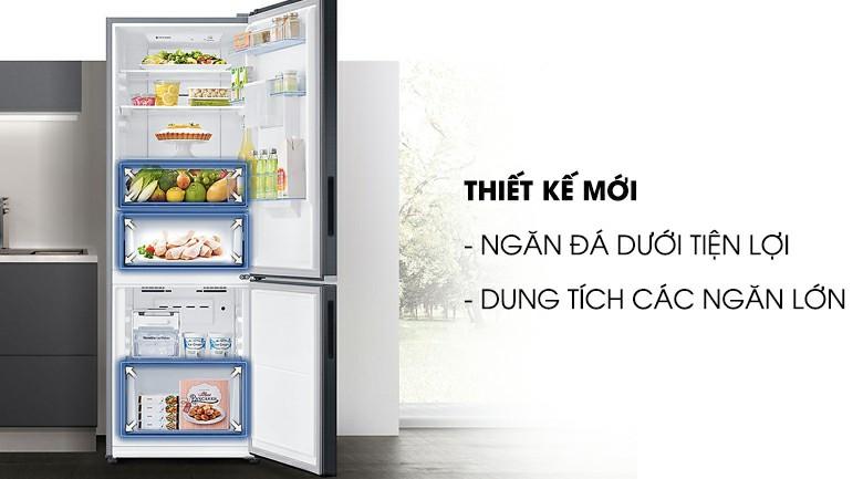 Tủ lạnh Samsung RB30N4170S8 1