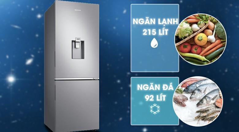Tủ lạnh Samsung RB30N4170S8 2