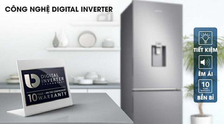 Tủ lạnh Samsung RB30N4170S8 3