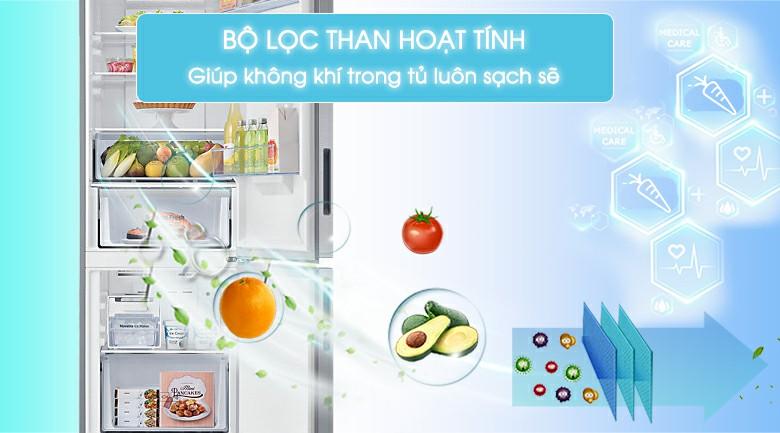Tủ lạnh Samsung RB30N4170S8 4