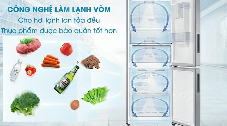 Tủ lạnh Samsung RB30N4170S8 5