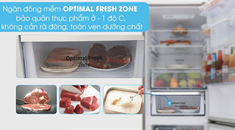 Tủ lạnh Samsung RB30N4170S8 6