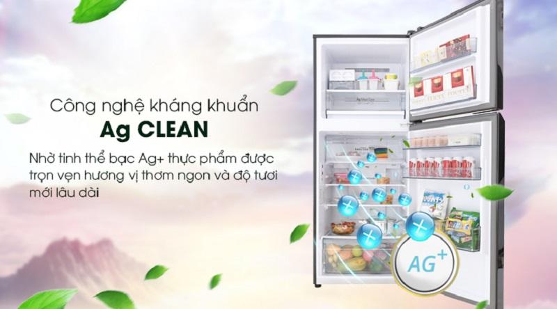 Tủ lạnh Panasonic Inverter 326 lít NR-BL359PKVN kháng khuẩn khử mùi