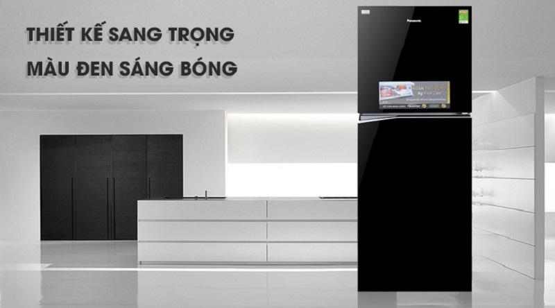 Tủ lạnh Panasonic Inverter 326 lít NR-BL359PKVN thiết kế sang trọng