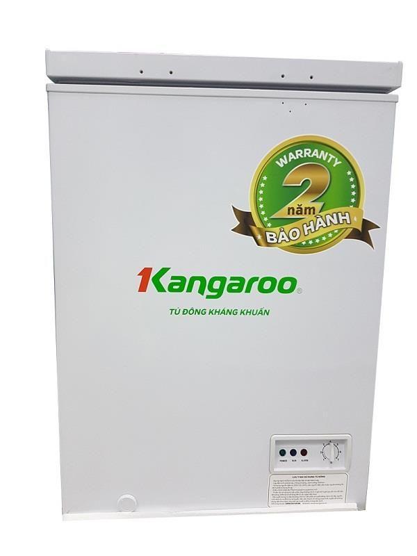 Tủ đông KANGAROO KG195C1 110 Lít 4